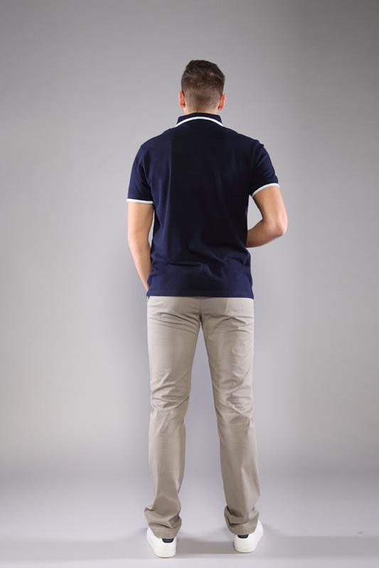 Pantalon chino beige Oliphil