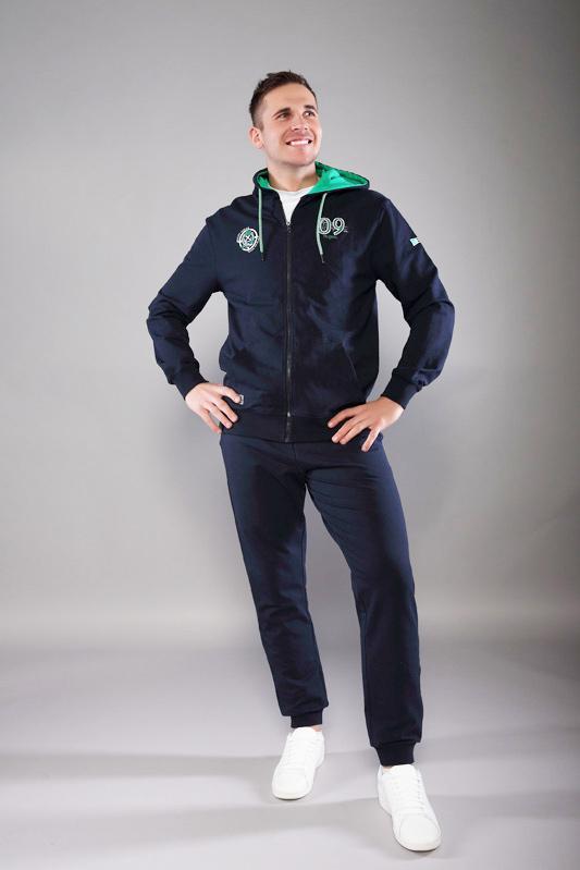 Pantalon de jogging marine