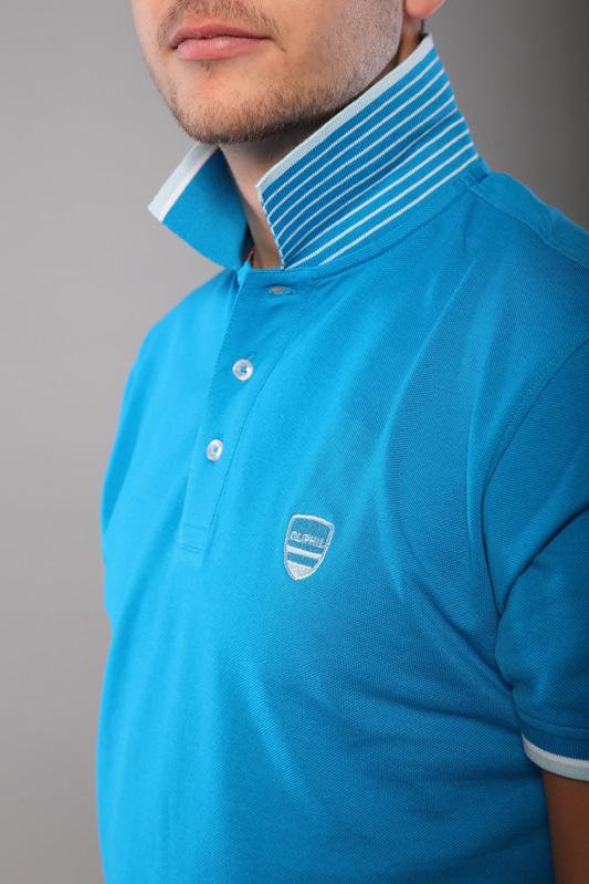 Polo homme Prime bleu 21S