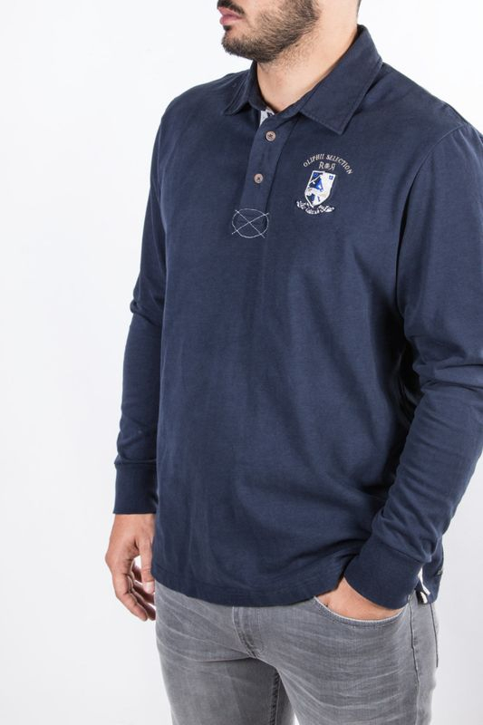 Polo manches longues Bow...