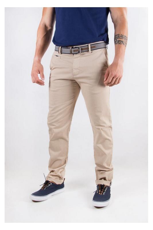 Pantalon chino Unity beige 8W