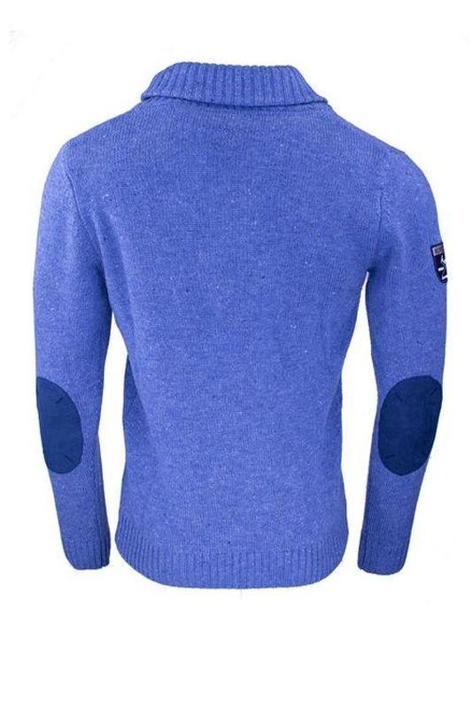 Pull en laine Tog bleu 6W