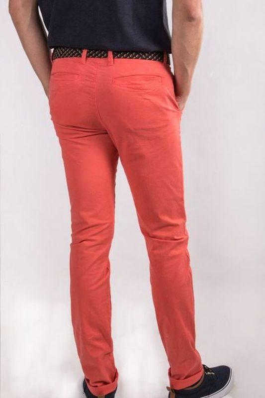 Pantalon homme Toile rouge