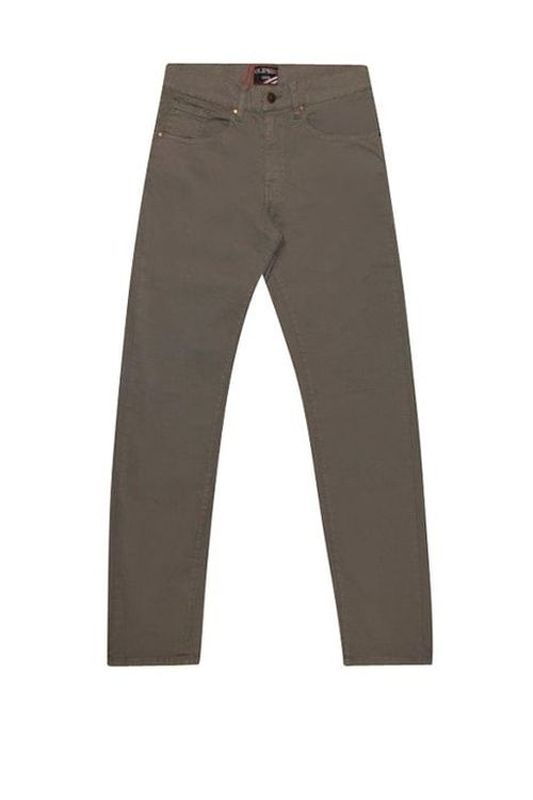 Pantalon homme Drey gris 6S