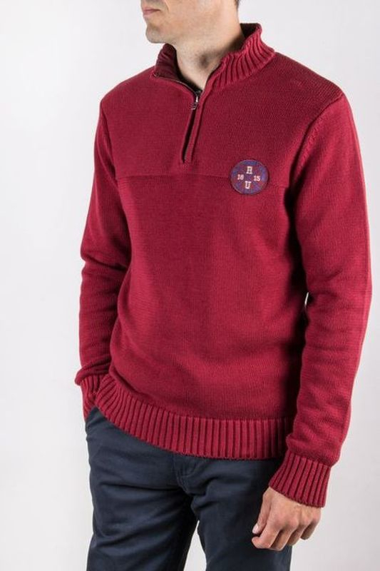 Pull homme rugby Oliphil médoc