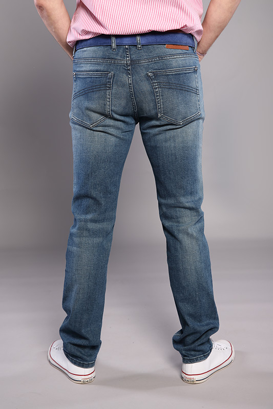 Jean homme 5 poches Oliphil