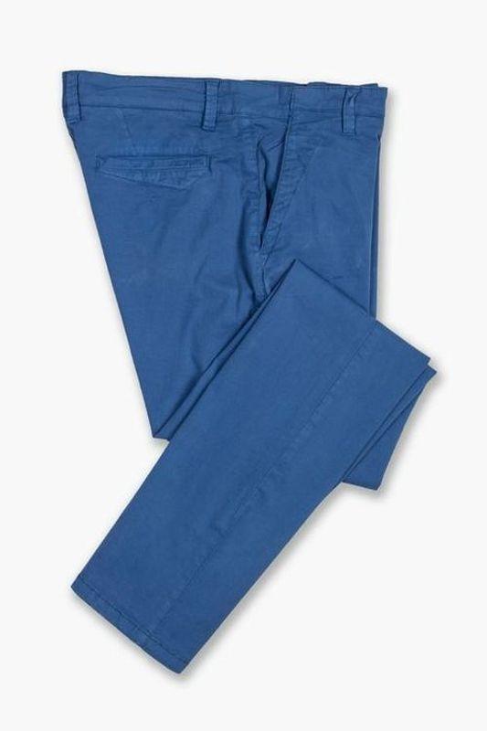Pantalon homme Toile bleu