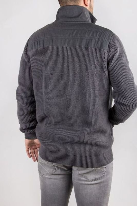 Gilet homme Pocket gris...