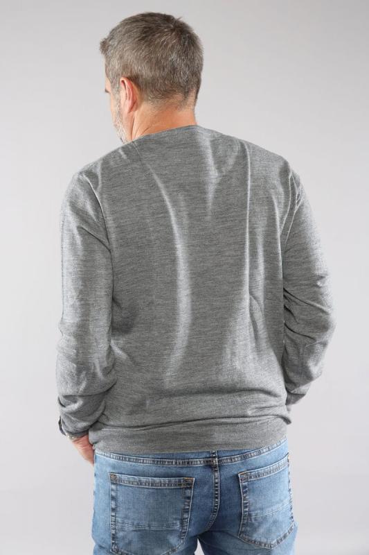 Pull en laine gris Replay 9W