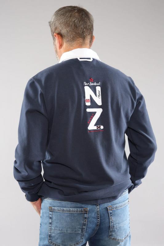 Polo de rugby marine Newzea...