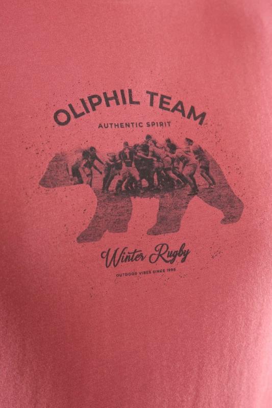 T-shirt rose Teamspirit 21W
